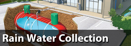 rain collection system
