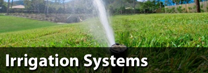 Commercial irrigation systems for businesses
